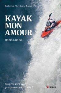 kayak mon amour livre book