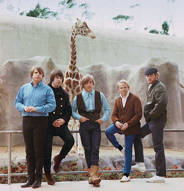 beach boys pet sounds cover zoo