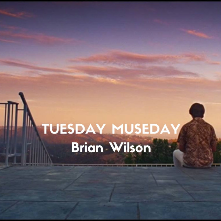 Brian Wilson Tuesday Museday Marc Louis-Boyard