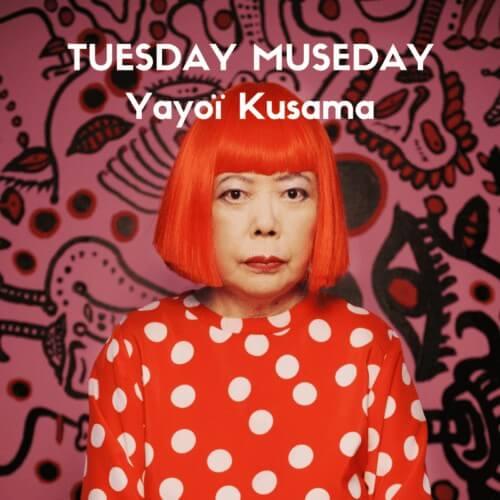 Yayoï Kusama Polka Dots Slow Culture EU Darby Mae