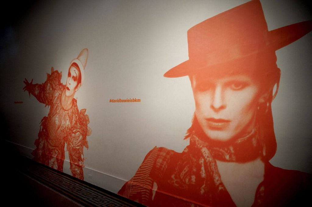 David Bowie Is New York Exhibition