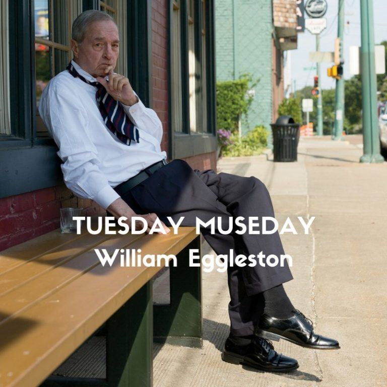 William Eggleston Tuesday Museday Aurélie Lemaire Slow Culture