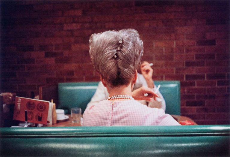 William Eggleston woman grey hair picture aurélie lemaire slow culture