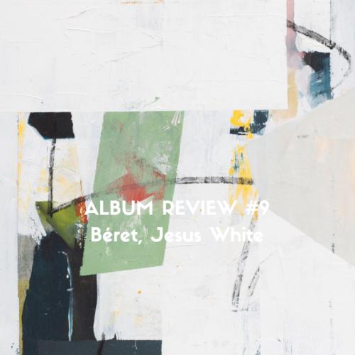 jesus white beret cover art