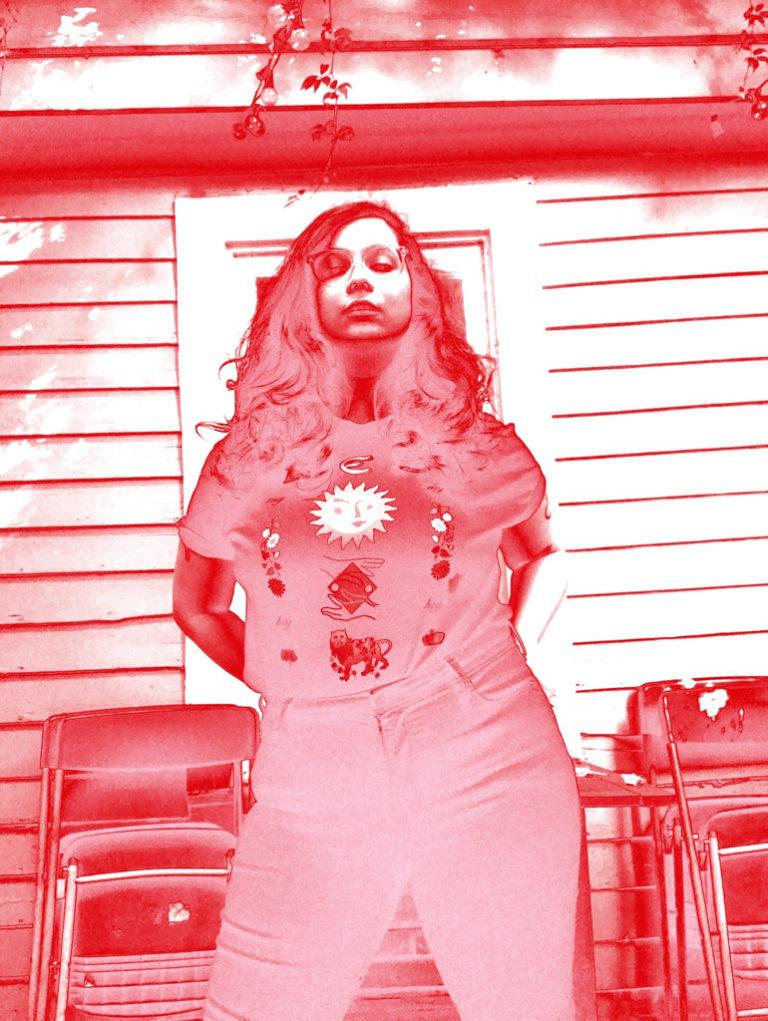 Dani Laundry Portrait for Slow Culture