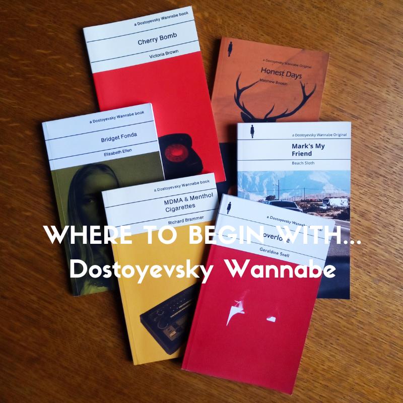Dostoyevsky Wannabe Marc Louis-Boyard Slow Culture