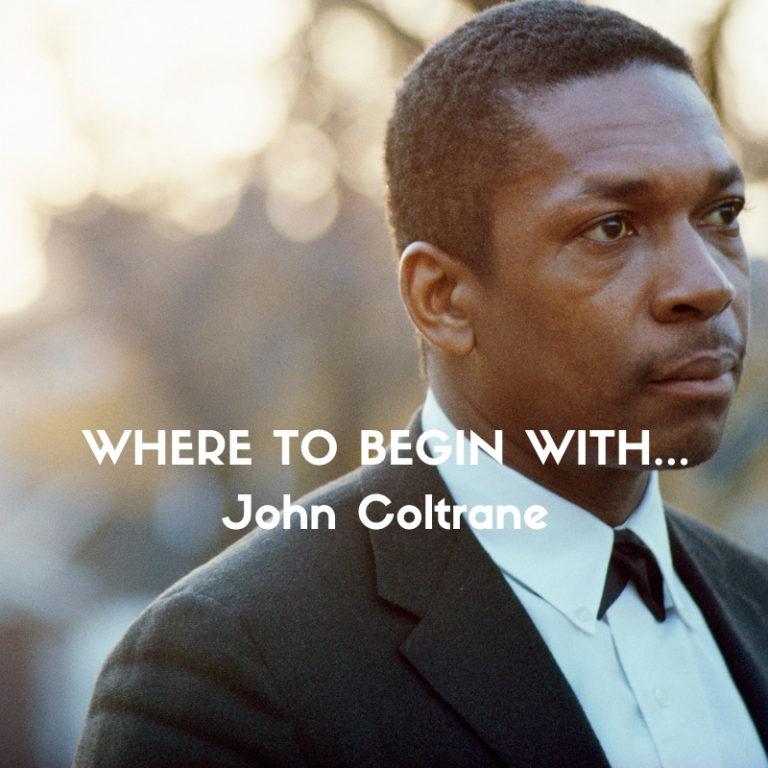 John Coltrane music guide slow culture marc louis-boyard
