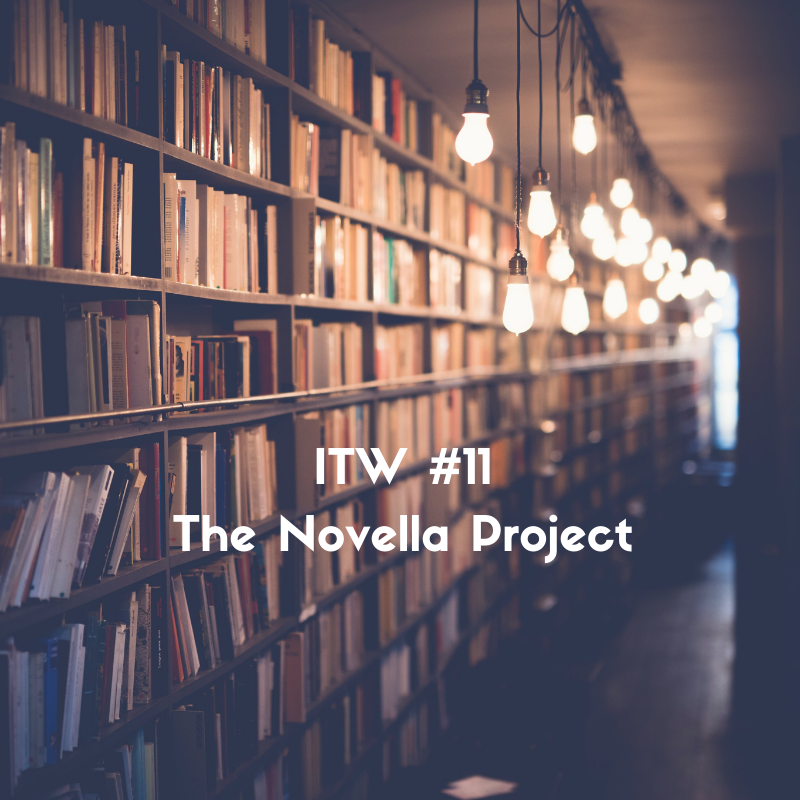 Presentation and interview of The Novella Project