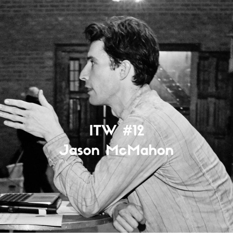 Jason McMahon Odd West interview for Slow Culture
