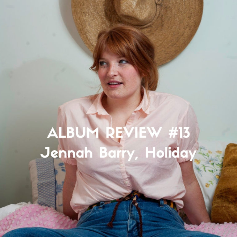 Jennah Barry Holiday Album Review Slow Culture