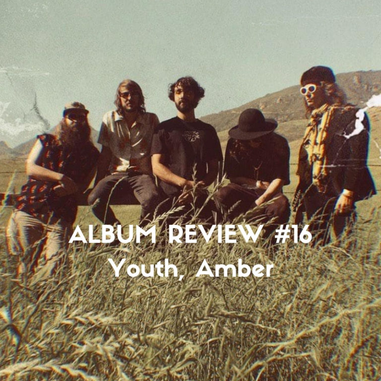 Album Review of Amber by Youth for Slow Culture