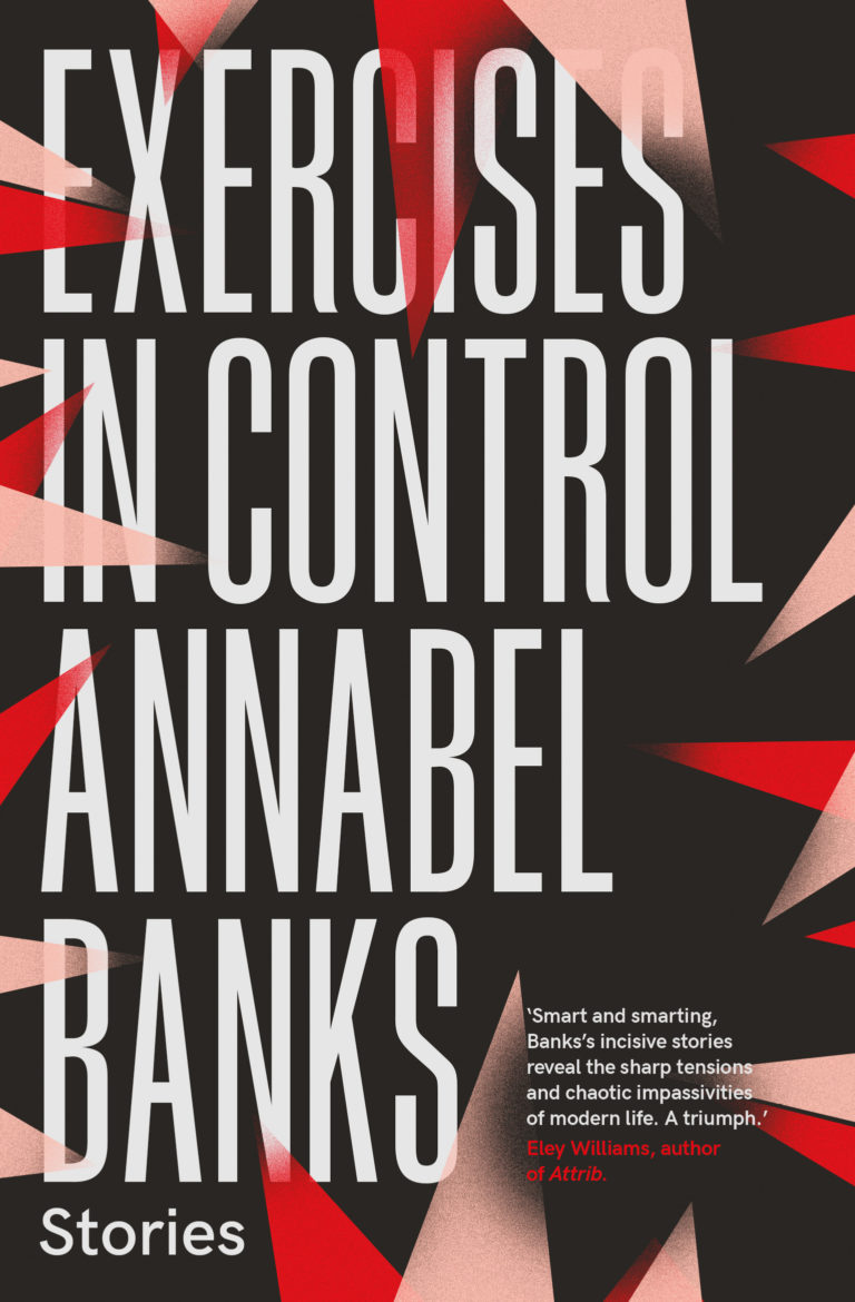 Book cover of Exercises In Control by Annabel Banks