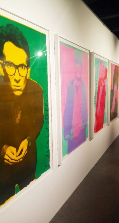 Punk Graphics at the ADAM Design Museum of Brussels - Elvis Costello
