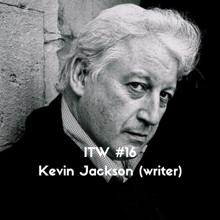 Interview of Kevin Jackson for his book Greta and the Labrador.jpg