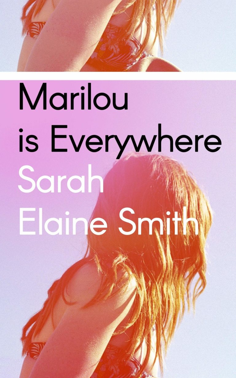Sarah Elaine Smith, Marilou is Everywhere, book cover
