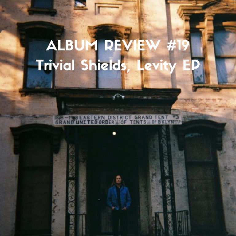 Trivial Shields - Levity EP - Album review by Marc Louis-Boyard for Slow Culture - Picture by Michael Buishas