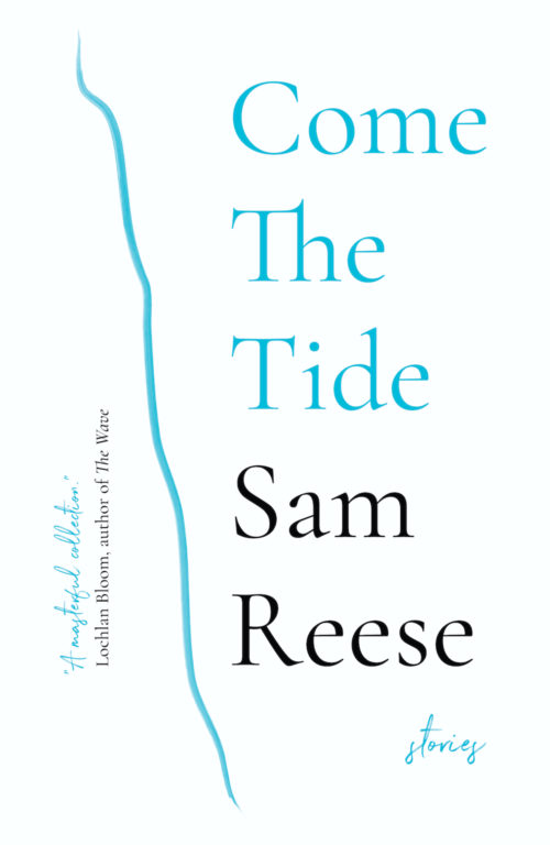 Book cover of Come The Tide by Sam Reese