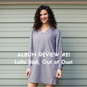 Laila Biali, Out of Dust - Jazz - Album Review by Marc Louis-Boyard for Slow Culture