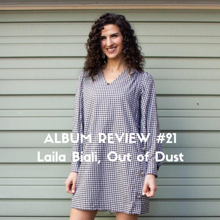 Laila Biali, Out of Dust - Jazz - Album Review by Marc Louis-Boyard for Slow Culture