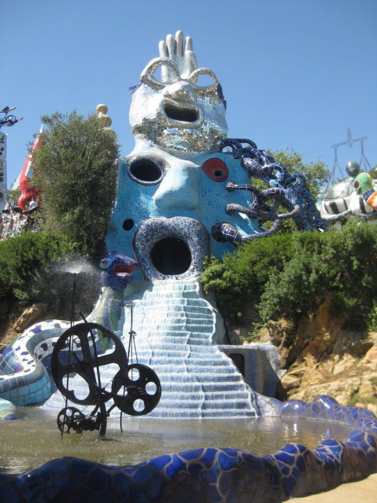 Niki de Saint Phalle's Tarot Garden 2