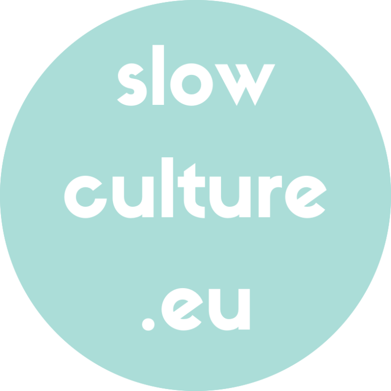 Slow Culture Lille website logo
