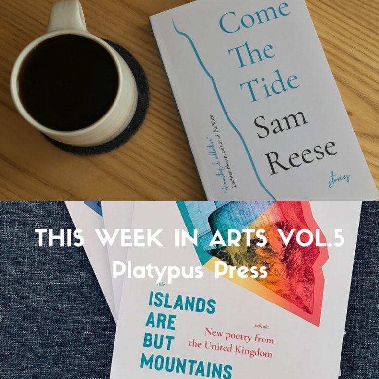 This Week in Arts - Platypus Press by Marc Louis-Boyard for Slow Culture