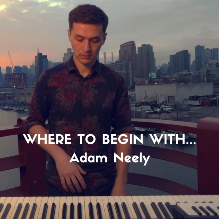 Where to Begin With Adam Neely (YouTube music theorist) by Marc Louis-Boyard for Slow Culture