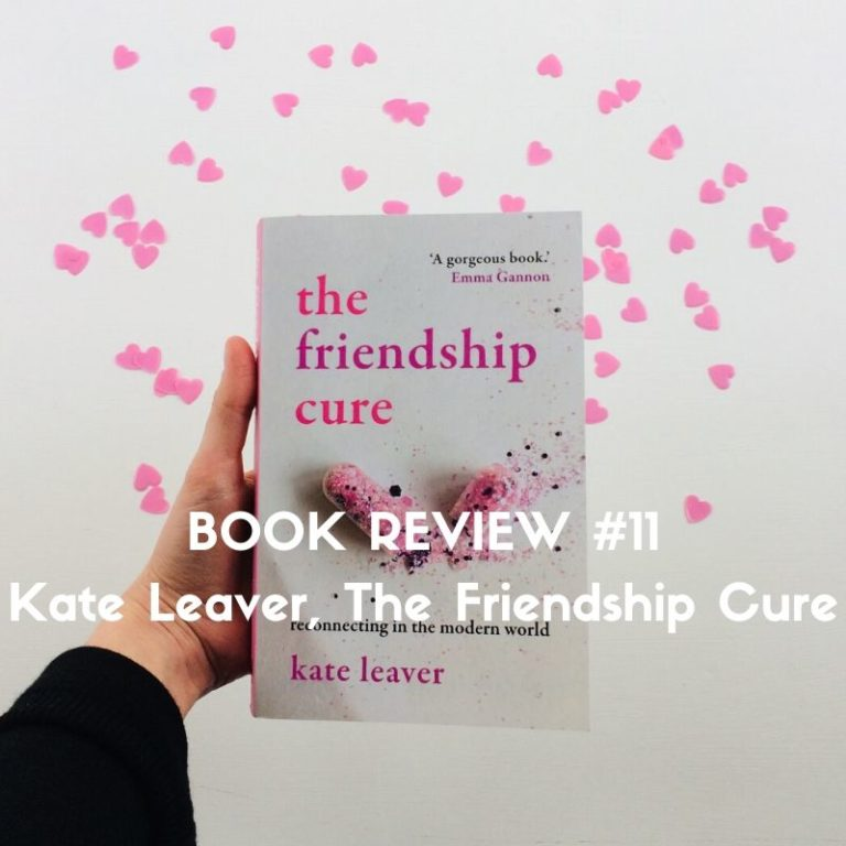 Book review of The Friendship Cure by Marc Louis-Boyard