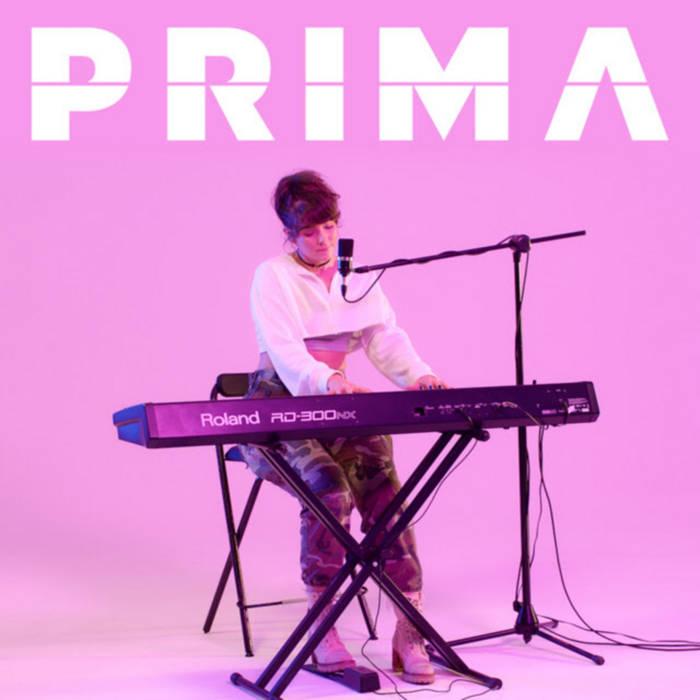 Prima, Unplugged Vol.1 (Live) Cover art