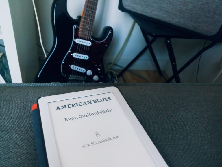 Ebook of American Blues by Evan-Guilford Blake