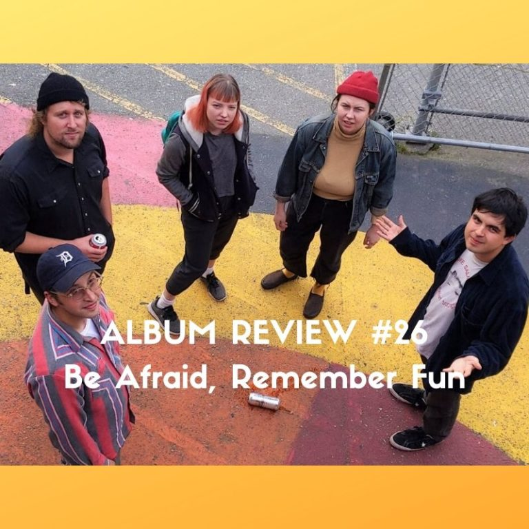 Review of the album Remember Fun by Be Afraid, by Marc Louis-Boyard