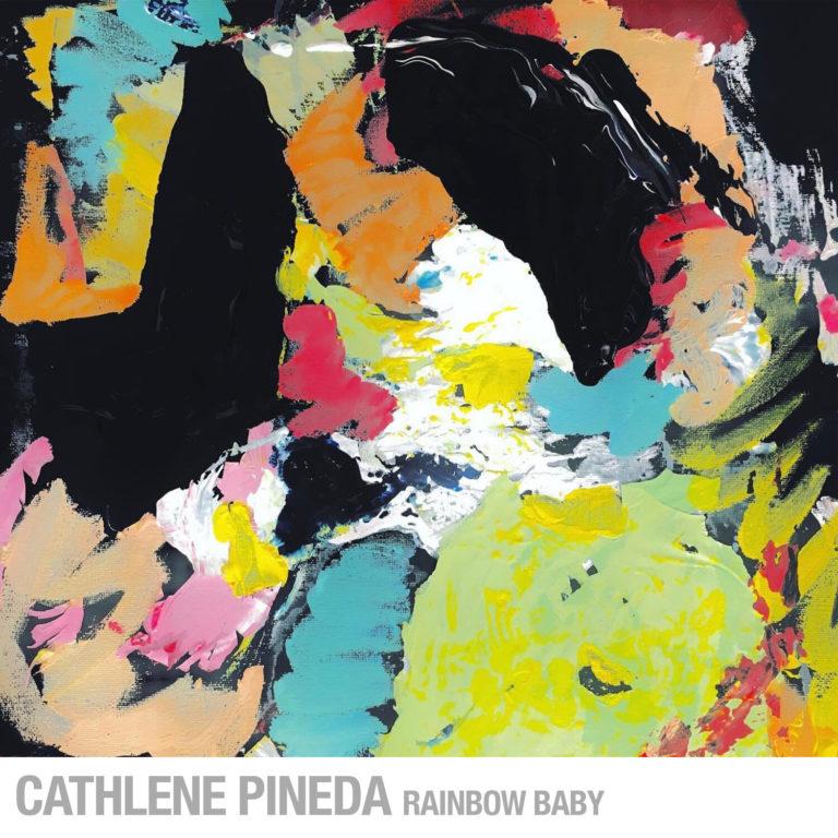 Cathlene Paneda - Rainbow Baby front cover