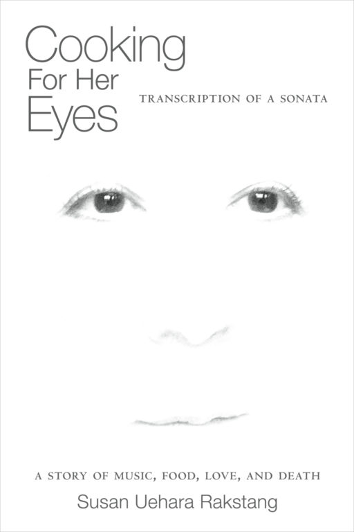 Cooking for Her Eyes - Book front cover
