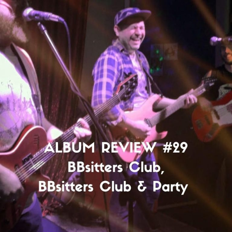 Album review of BBsitters Club's BBsitters Club & Party by Marc Louis-Boyard for Slow Culture